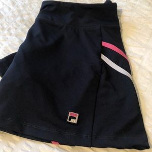 Fila tennis skirt. Size XL